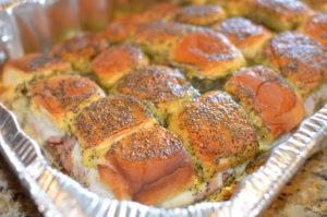 hawaiian sandwiches- full pan 2