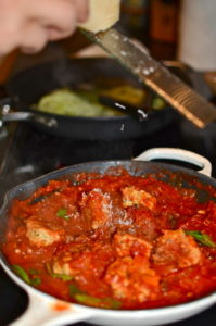 classic-marinara-sauce-with-meatballs-adding-parm