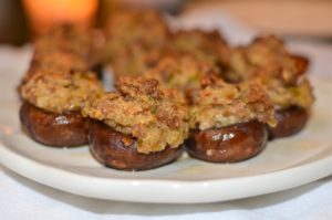 sausage-stuffed-mushrooms-finished-upclose